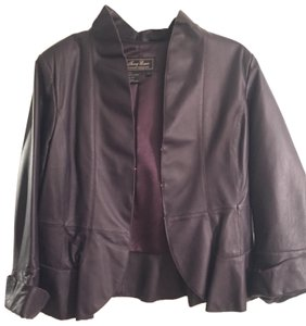 Terry Lewis Classic Luxuries Dark purple Blazer