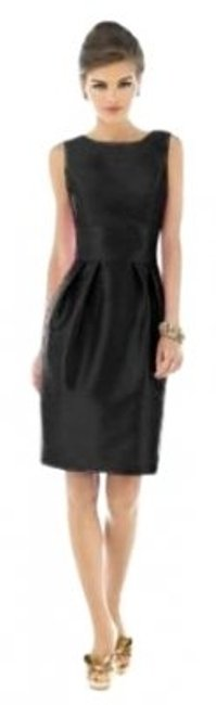 Preload https://item5.tradesy.com/images/alfred-sung-black-523-knee-length-cocktail-dress-size-2-xs-26119-0-0.jpg?width=400&height=650