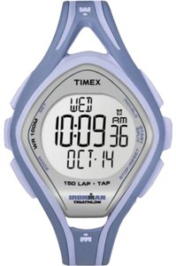 Timex Timex Male Ironman Watch T5K287 Purple Digital