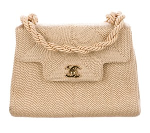 Chanel Vintage Rare Classic Flap Cross Body Bag