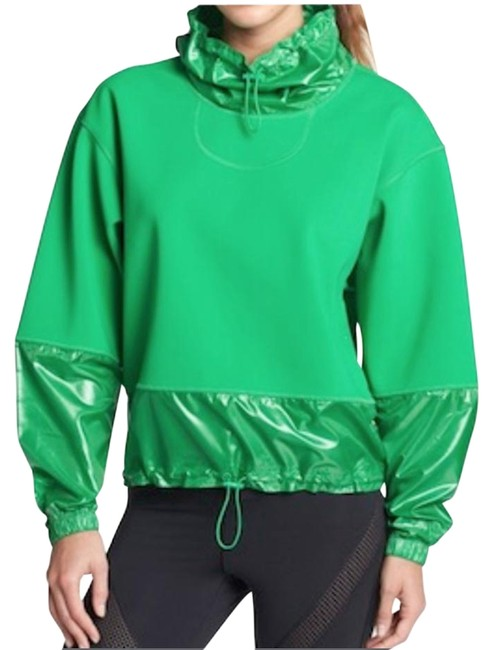 Item - Green Pullover Runners Sweat Activewear Top Size 6 (S)