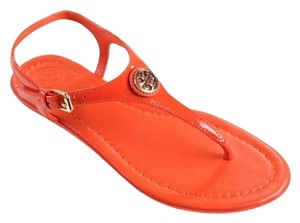 Tory Burch Thong Poppy Red Sandals
