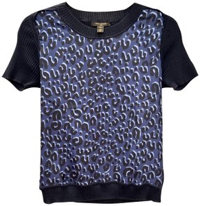 Louis Vuitton Designer Leopard Highfashion Style Sweater