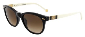 Carolina Herrera NEW Carolina Herrera SHE600 700X Gradient Sunglasses