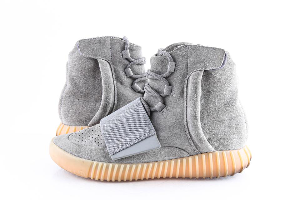 Grey Boost 750 Shoes