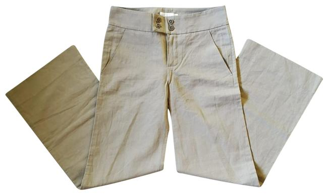 Item - Taupe Mid-rise Trousers Pants Size 2 (XS, 26)