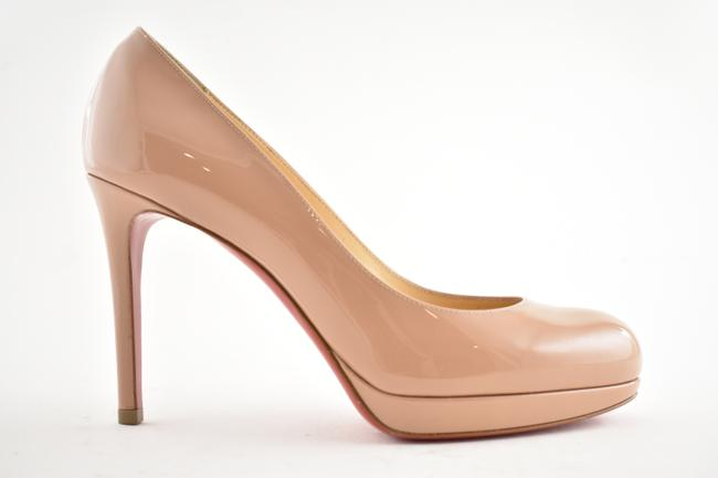 Christian Louboutin New Simple Pump 120 Patent Calf In