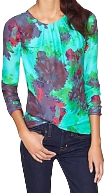 Preload https://img-static.tradesy.com/item/26127111/jcrew-chiffon-in-hothouse-floral-blouse-size-4-s-0-2-650-650.jpg