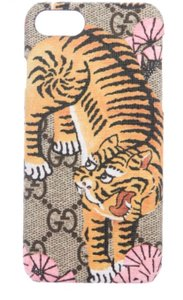 Gucci Gucci gg supreme bengal iPhone 7 case cover