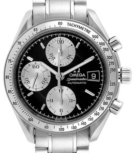 Omega Omega Speedmaster Marui Limited Steel Mens Watch 3513.51.00 Card