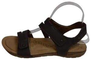 Khombu Brown Sandals