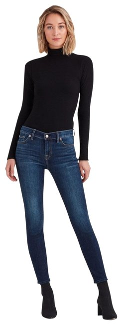 Item - Dark Rinse The Ankle Skinny Jeans Size 2 (XS, 26)