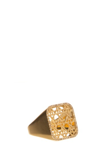 Other NO LABEL Gold Ring SZ 7 Image 1