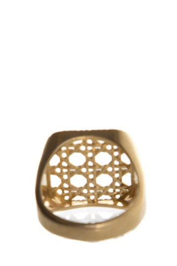 Other NO LABEL Gold Ring SZ 7 Image 2