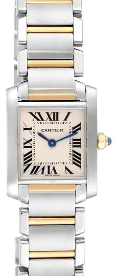 Preload https://img-static.tradesy.com/item/26130848/cartier-silver-tank-francaise-small-steel-yellow-gold-ladies-w51007q4-watch-0-4-540-540.jpg