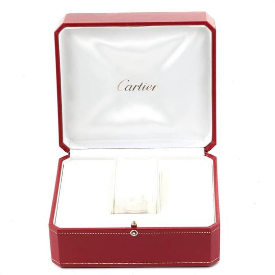 Cartier Cartier Tank Francaise Small Steel Yellow Gold Ladies Watch W51007Q4 Image 8