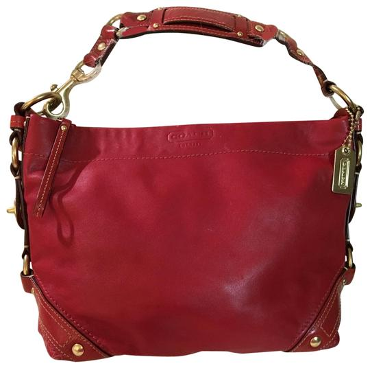 Preload https://item3.tradesy.com/images/coach-carly-cherry-classic-10615-red-leather-hobo-bag-26130987-0-4.jpg?width=440&height=440