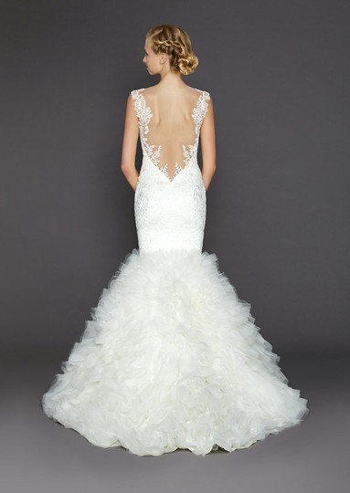 Preload https://item2.tradesy.com/images/winnie-couture-cream-pearl-alencon-lace-bodice-8442-sienna-formal-wedding-dress-size-8-m-26131041-0-0.jpg?width=440&height=440