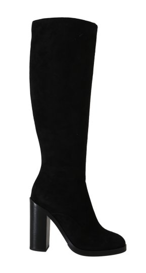 Preload https://img-static.tradesy.com/item/26131052/dolce-and-gabbana-black-suede-leather-knee-high-bootsbooties-size-eu-40-approx-us-10-regular-m-b-0-0-540-540.jpg