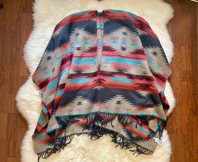 American Eagle Outfitters Cape Image 1