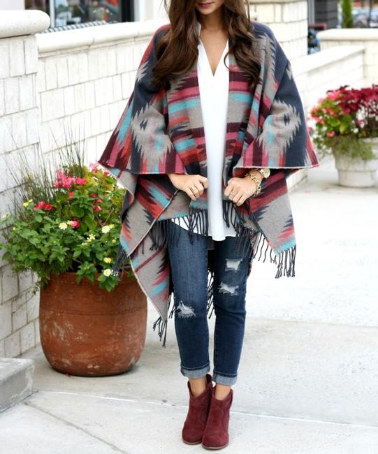 American Eagle Outfitters Cape Image 7