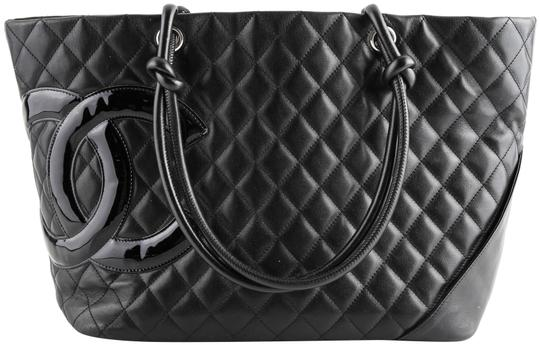 Preload https://img-static.tradesy.com/item/26131093/chanel-cambon-timeless-quilted-large-ligne-black-calfskin-leather-tote-0-3-540-540.jpg