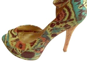 Chinese Laundry multicolor Platforms