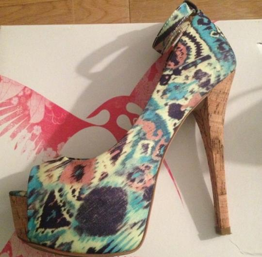 Chinese Laundry multicolor Platforms Image 2