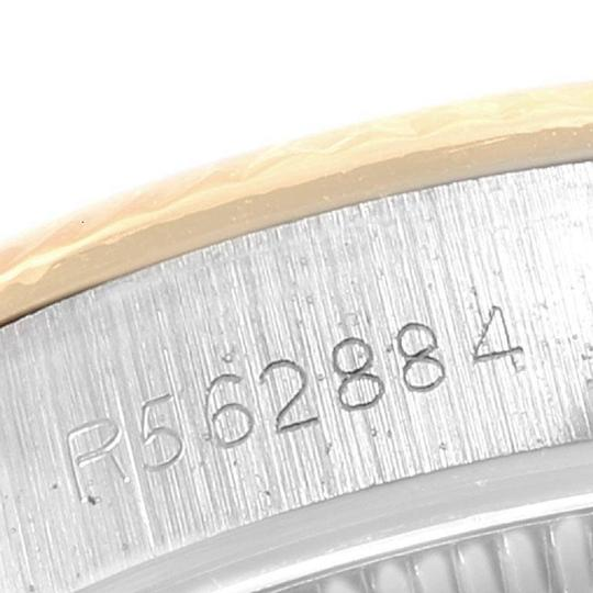 Rolex Rolex Oyster Perpetual 24mm Steel Yellow Gold Ladies Watch 67193 Image 6