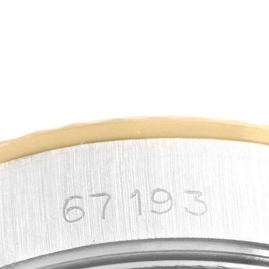 Rolex Rolex Oyster Perpetual 24mm Steel Yellow Gold Ladies Watch 67193 Image 7