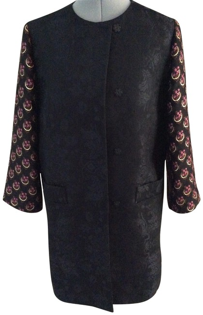Preload https://img-static.tradesy.com/item/26131127/etro-blackmulticolored-topper-mainly-us-42-it-coat-size-6-s-0-3-650-650.jpg