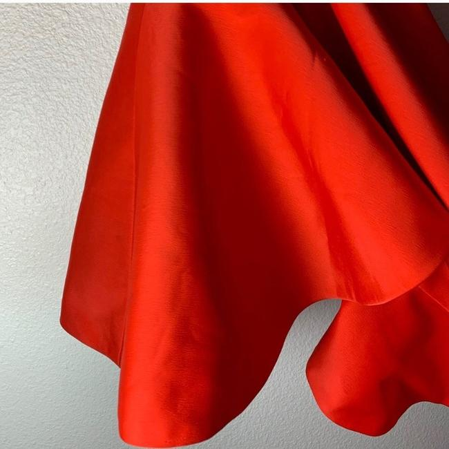 Lovers + Friends Ruffle Gown One Shoulder Dress Image 6