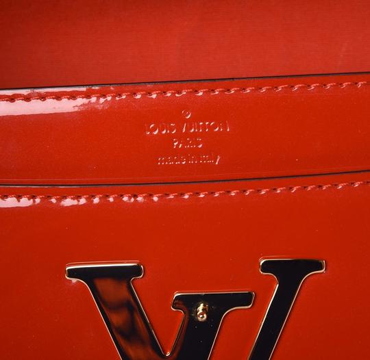 Louis Vuitton Red Clutch Image 3