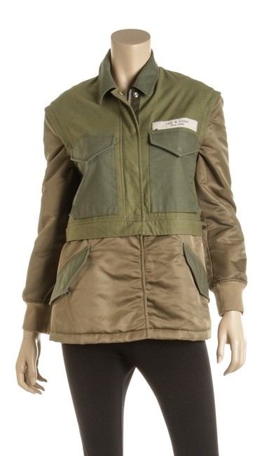 Rag & Bone Military Jacket Image 0