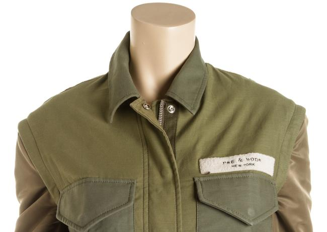 Rag & Bone Military Jacket Image 1