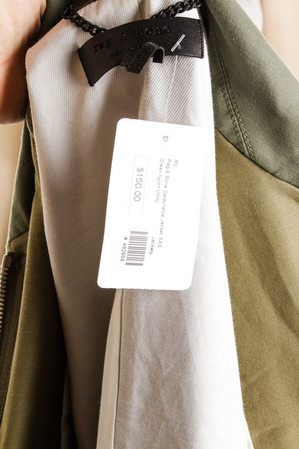 Rag & Bone Military Jacket Image 3