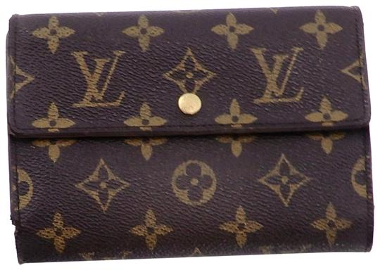 Preload https://img-static.tradesy.com/item/26131211/louis-vuitton-brown-clutch-continental-monogram-canvas-leather-trifold-wallet-0-3-540-540.jpg