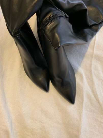 Express Black Boots Image 2