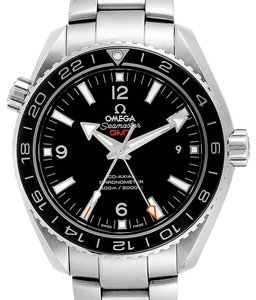 Omega Omega Seamaster Planet Ocean GMT Watch 232.30.44.22.01.001 Card