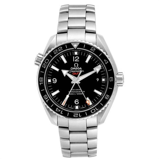 Omega Omega Seamaster Planet Ocean GMT Watch 232.30.44.22.01.001 Card Image 1