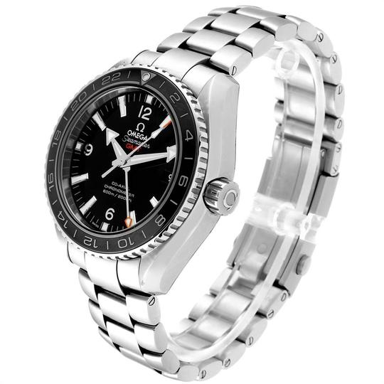Omega Omega Seamaster Planet Ocean GMT Watch 232.30.44.22.01.001 Card Image 3