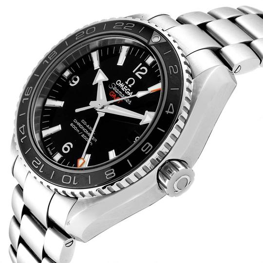 Omega Omega Seamaster Planet Ocean GMT Watch 232.30.44.22.01.001 Card Image 4