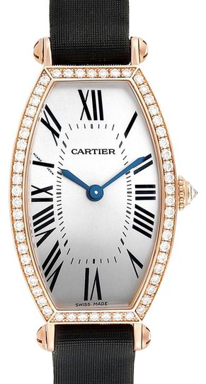 Preload https://img-static.tradesy.com/item/26131283/cartier-silver-tonneau-18k-yellow-gold-diamond-ladies-we400331-watch-0-3-540-540.jpg