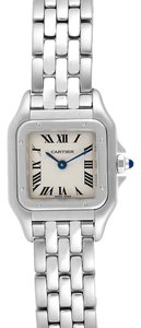 Cartier Cartier Panthere Ladies Small Stainless Steel Watch W25033P5