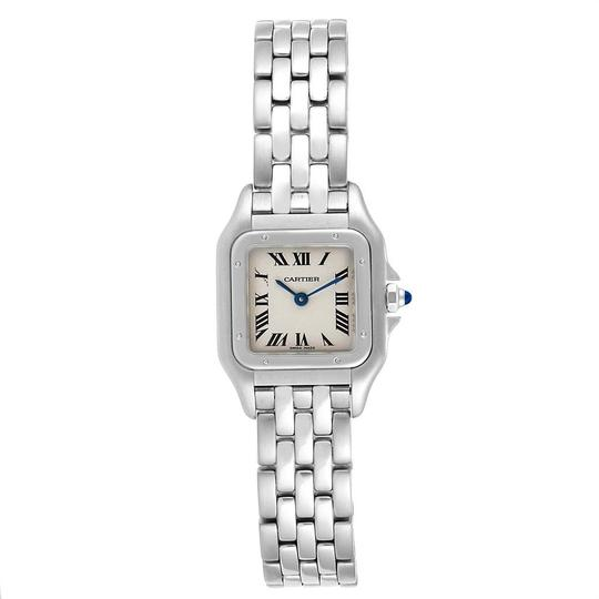 Cartier Cartier Panthere Ladies Small Stainless Steel Watch W25033P5 Image 1