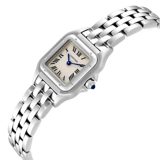 Cartier Cartier Panthere Ladies Small Stainless Steel Watch W25033P5 Image 3
