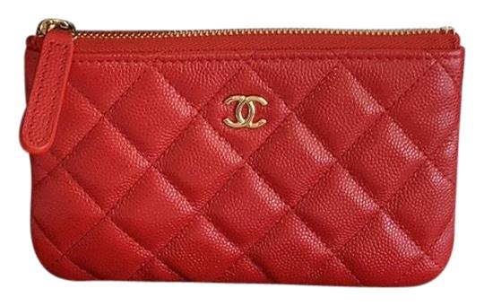 Preload https://img-static.tradesy.com/item/26131320/chanel-red-mini-o-case-wallet-0-1-540-540.jpg
