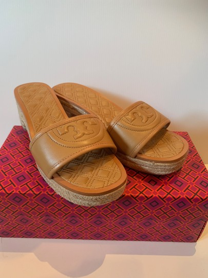 Tory Burch Blonde (tan) Sandals Image 1