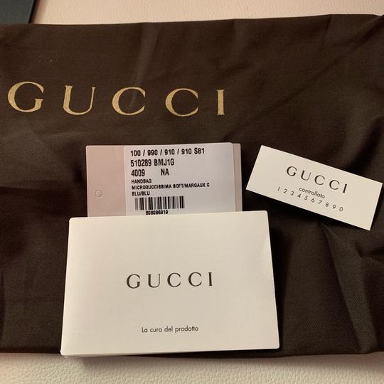 Gucci Satchel in Navy blue Image 11
