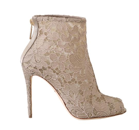 Preload https://img-static.tradesy.com/item/26131354/dolce-and-gabbana-beige-leather-cotton-lace-bootsbooties-size-eu-395-approx-us-95-regular-m-b-0-0-540-540.jpg